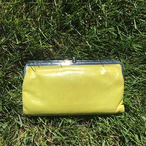 🍁 Green Lauren HOBO Clutch Wallet